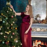 Фото профиля Ангелины Сергеевой