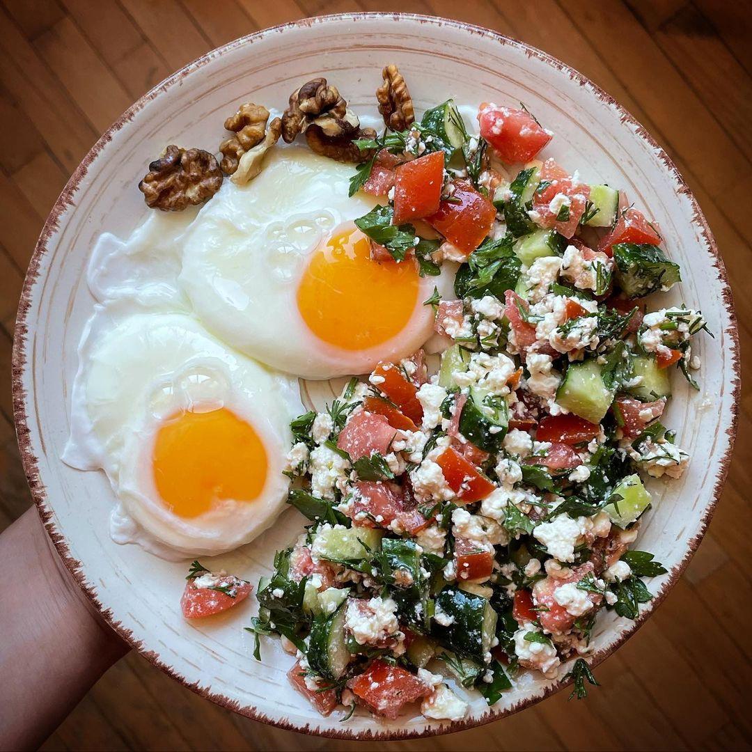 Правильный и сытный завтрак — залог отличного начала дня