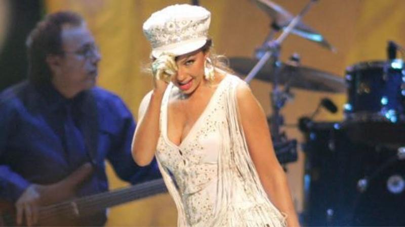Thalia Amor Prohibido Especial Selena ¡vive 2005