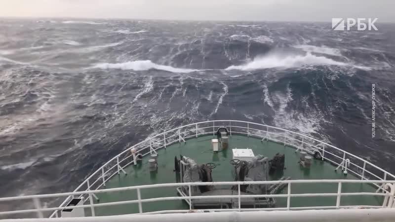 Катастрофа в Баренцевом море что известно о затонувшем траулере Онега и 19 членах экипажа