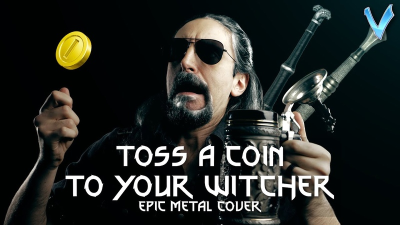 Toss A Coin To Your Witcher [EPIC METAL COVER] (Little V)