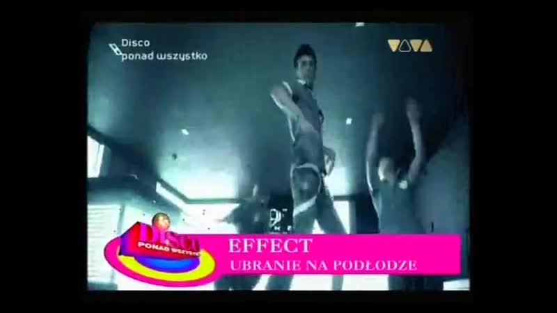 Effect Ubranie Na Podlodze VIVA TV