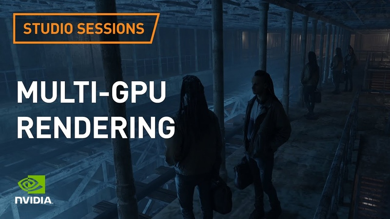 Real-Time RTX GPU Rendering in Blender 2.8 CyclesEEVEE with Ben Mauro | NVIDIA Studio Sessions
