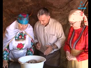 Народная кухня. В гостях у армян. ( 4-я программа)