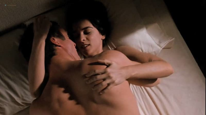 Naked Annabella Sciorra In Internal Affairs Ancensored