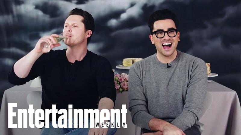'Schitt's Creek' Series Finale Dan Levy Noah Reid On Their 'Happy Ending' Entertainment Weekly