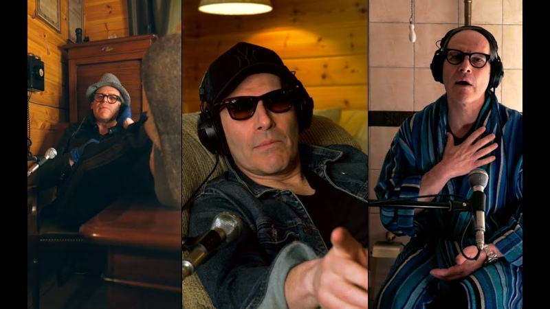 Самоза€бался Михаил Шац Jukebox Trio acapella cover In the Death Car Goran Bregovic Iggy Pop