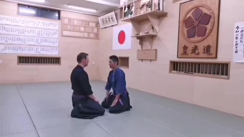 Кокодо дзю дзюцу Нуките Хакко дори