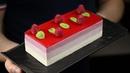 Простой Чизкейк без выпечки и духовки с Малиной How to make Raspberry Cheesecake Without Baking