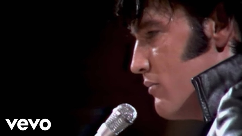 Elvis Presley Baby What You Want Me To Do Impromptu Jam from '68 Comeback Special