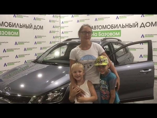 Отзыв довольного клиента об автосалоне Автомобильный дом на Базовом в Екатеринбурге