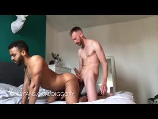 Horse Hung Daddy Diggory Fucks Zac