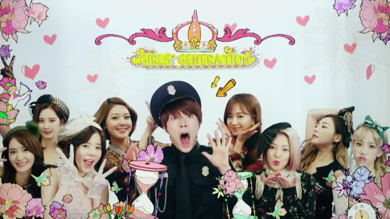 SNSD - VCR 2 [ft. NCTs Yuta] (Girls Generation 4th Tour Phantasia in Japan)