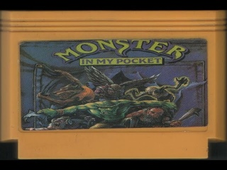 Dendy Monster in my Pocket Полное прохождение