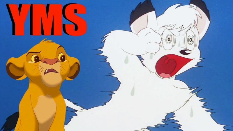 YMS Kimba the White Lion