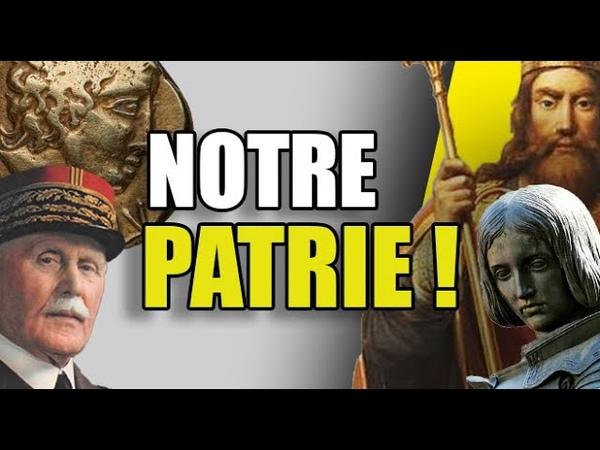 NOTRE PATRIE !