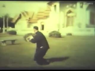 董虎岭大师1953年的珍贵太极拳表演