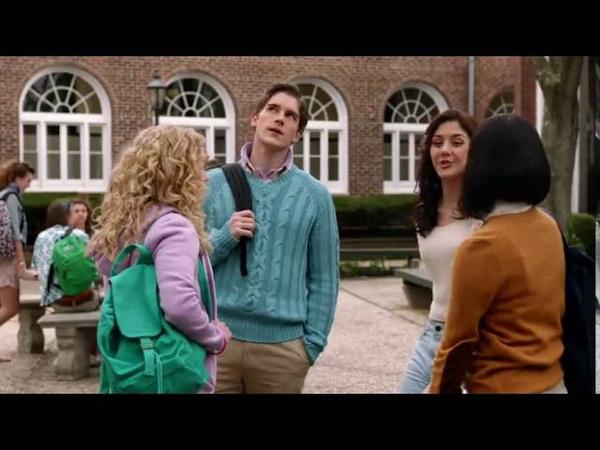 Фрагмент Дневники Кэрри 1x01