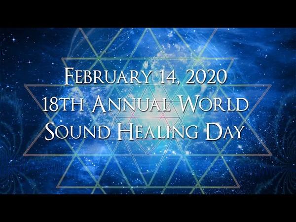 World Sound Healing Day 2020
