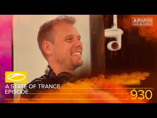Tune in to a new episode of A State Of Trance - With Armin back in the studio!