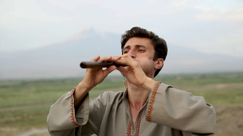 Armenian Duduk Player Arsen Petrosyan Mystical Music Video by Bobby Weitzner Productions
