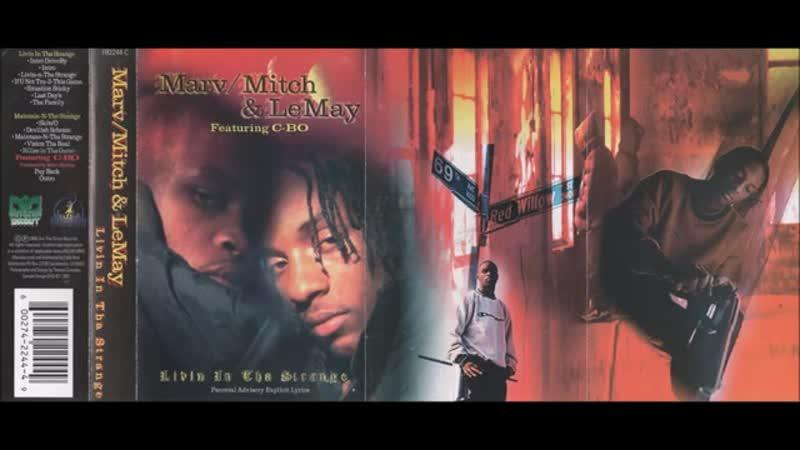 Marv⁄Mitch LeMay - Vision Tha Real (1996) Sacramento, CA