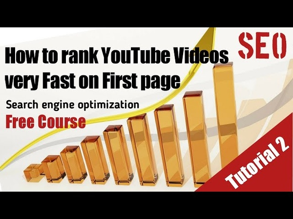 How to rank YouTube videos fast in 2020 YouTube SEO Part 2