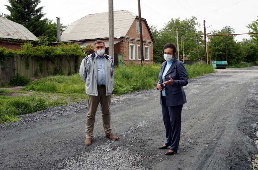 «Тагмет» вновь помог Таганрогу с благоустройством