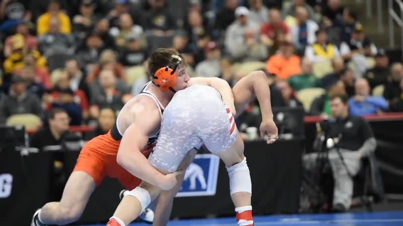 Patrick Brucki Princeton vs Josh Hokit Fresno State