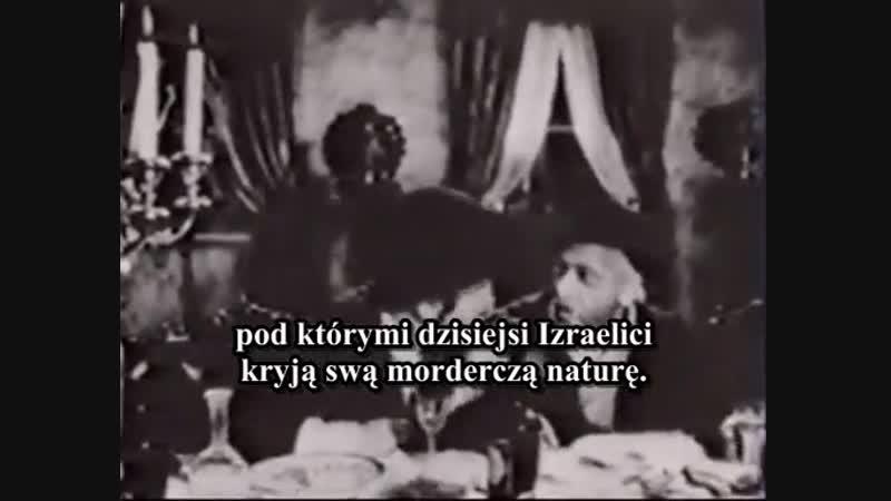 Wieczny Żyd - Fritz Hippler, część 4 z 4 (wideo)