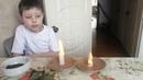 Опыт Ракеты из чайного пакетика для акции Простая наука от Данила Иванова