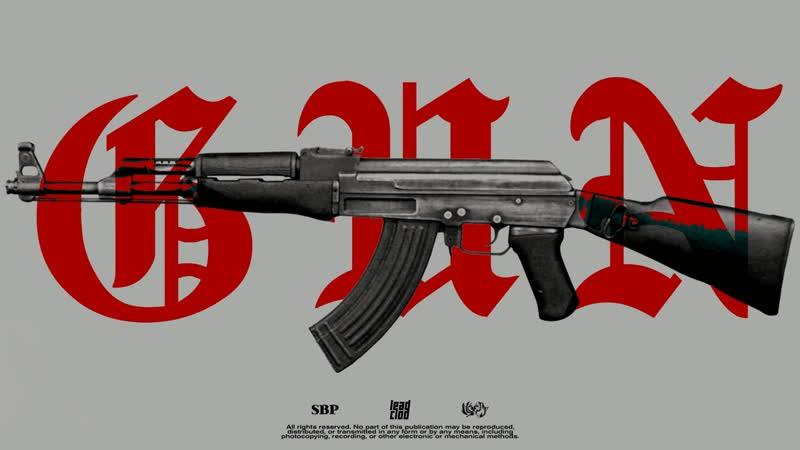 Lead Clod $BP - Gun [Type BlueFace|130 bpm|F minor]