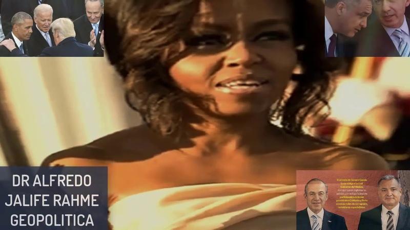 Dr Alfredo Jalife Rahme Tema Genaro García Luna Barack Obama 🌎🌎🌎