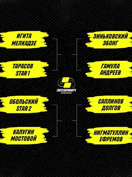 Состоялась жеребьевка Star-серии Лиги Париматч по киберфутболу