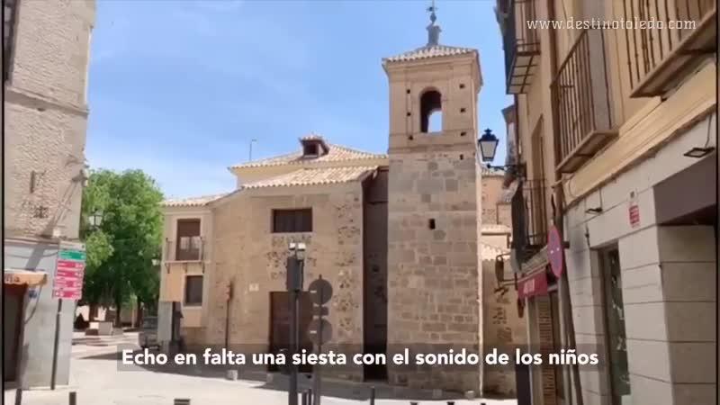 Nostalgia de Toledo