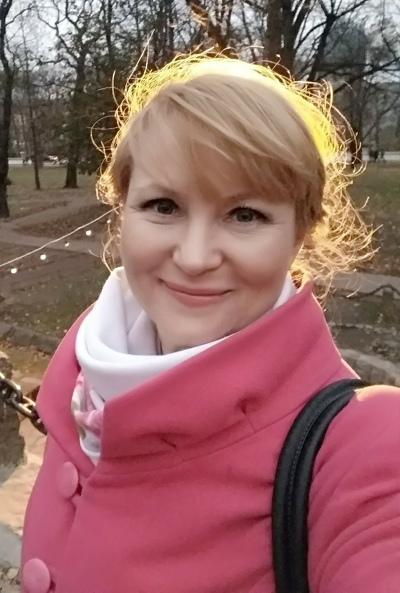 Светлана Сидельникова