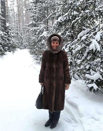 Лариса Прощенко