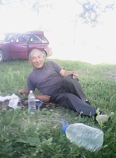 Турганбай Асанбеков