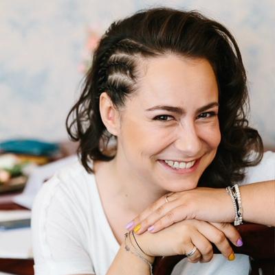Лена Цимберг