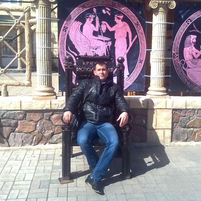 Олег, 35, Khartsyz'k