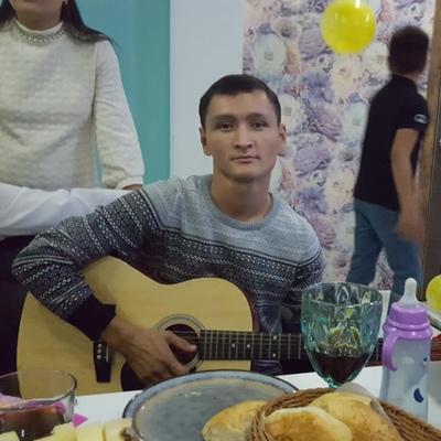 Kunbergen, 29, Taraz