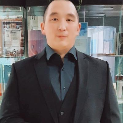 Амир, 31, Salekhard