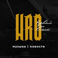 Логотип Новый Рэп Омск / NRO