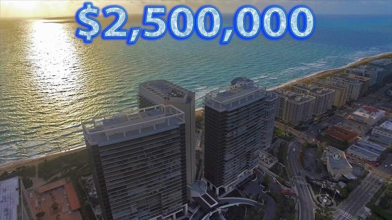 Inside a $2 5 Million Miami Condo Florida MANSIONS Luxury TV