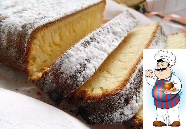 Нереально вкусный кекс
