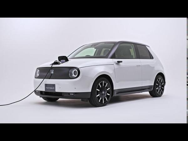 Honda e Concept Movie(Product)
