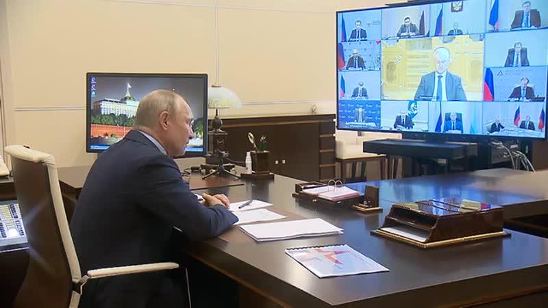 План Под Куполом Путина крутиться и раскручиваться