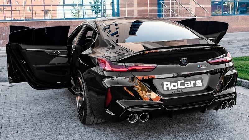 BMW M8 GRAN COUPE .....