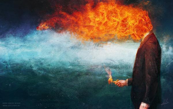 Дипак Чопра: Огонь в сердце