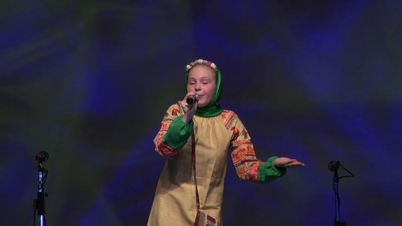 №1052 Орлова Мария Рассыпала Маланья бобы